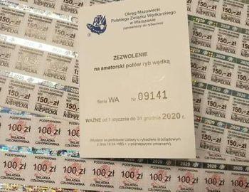 Sprzedaż znaczków na rok 2020